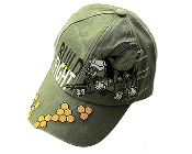 Seabee Honeycomb Hat