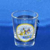 Seabee Shot Glass