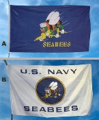 Seabee Flags